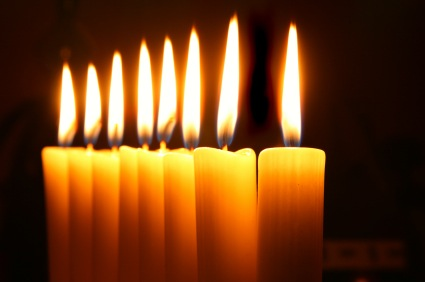 Hanukkah (or Chanukah) the Festival of Lights is an eight-day Jewish celebration that commemorates the second century BC victory of the Maccabees over the ... & Traditional Hanukkah Food: Calories And Tips - Eat Out Eat Well azcodes.com