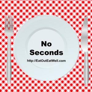 No Seconds EOEW
