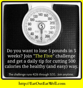 """The Five"" Challenge"