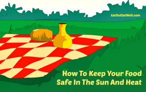 keep picnic and barbecue food safe