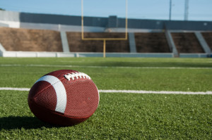 Football-On-Field-bigstock8491306