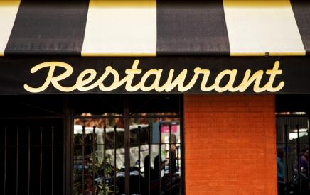 Fast Food Restaurant Accident