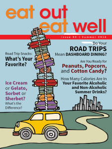 Eat Out Eat Well Magazine Issue 3