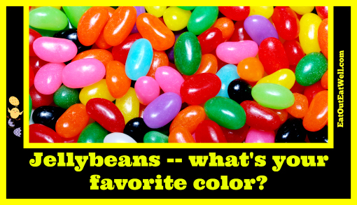 Jellybeans -- What's Your Favorite Color?